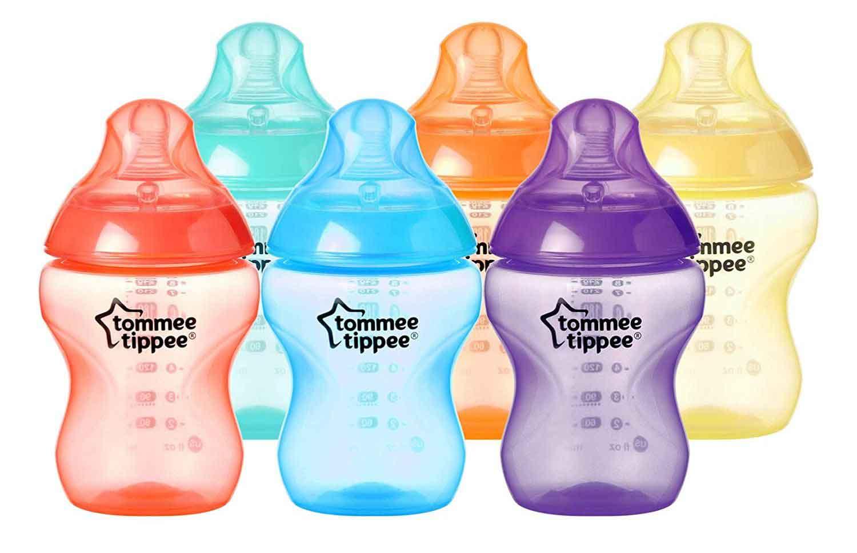 best baby bottles for breastfed babies